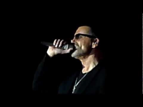 GEORGE MICHAEL - °HD° You've Changed - Live FIRENZE/Florence 10/09/2011 -tinaRnR