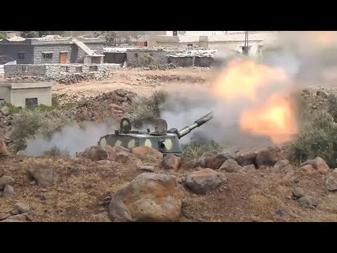 SYRIA: SAA seized the next settlements in the province of Daraa