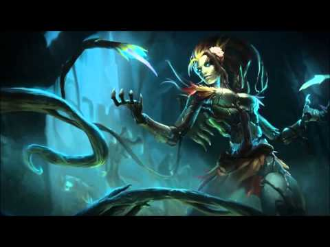 Haunted Zyra Harrowing Login Screen Music Song Theme Intro Official 2013 1 Hour Extended Loop