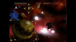 Nintendo 64 Gameplay - Asteroids Hyper 64