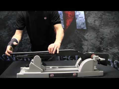 ATI Talon 5-Sided Aluminum Shotgun Forend For The Mossberg - Installation