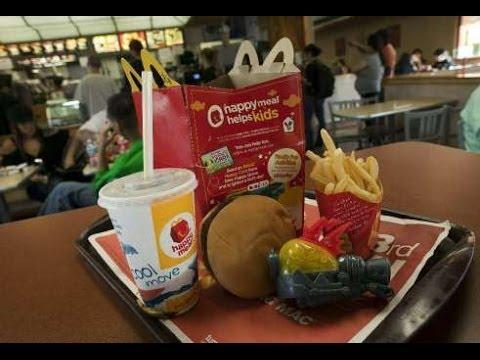 Happy Meal Heroin: McDonald