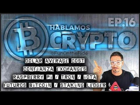FUTUROS DE BITCOIN ¿CONFIAR EN EXCHANGES? EL DÓLAR AVERAGE COST /HABLAMOS CRYPTO EP.16