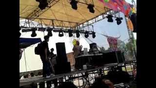 DJ FORZA EN HALLUCINATION FEST GDL