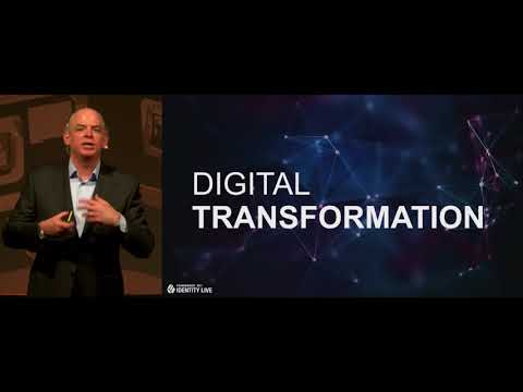 Opening Keynote: Digital Identity's Next Act  - Paris Identity Summit 2017