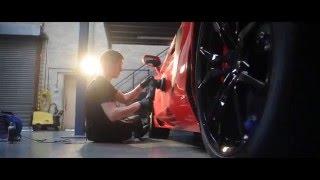 Gambar cover ABC Detailing - Rosso Mars Lamborghini Aventador Roadster LP700-4 - Lord Aleem