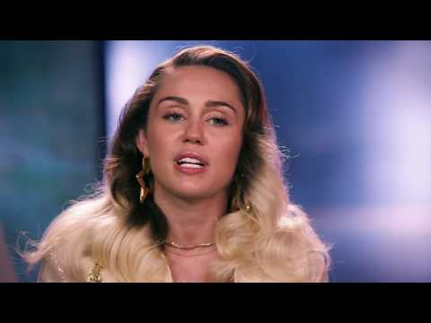 The Voice: Season 13 || Miley Cyrus Interview  || SocialNews.XYZ