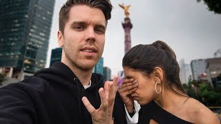 Traveling to Mexico City was the most stressful thing we've ever done (Storytime)