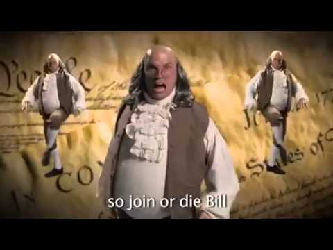 [Karaoke] Billy Mays vs Ben Franklin.  Epic Rap Battles of History #10