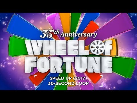 Wheel of Fortune - Speed-Up Music 2017 (30-second loop) [HQ]