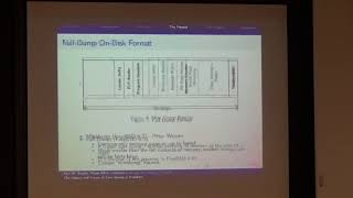 P04B: The History and Future of Core Dumps in FreeBSD - Sam Gwydir