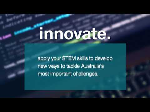 Geoscience Australia 2019 Graduate Program - Innovate