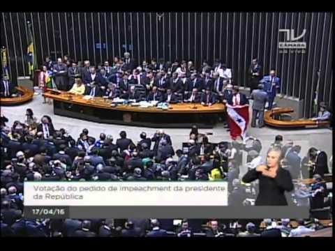 Assista ao vivo votação sobre continuidade do Impeachment de Dilma Rousseff
