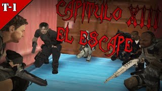 Loquendo GTA Crisis En San Andreas Capitulo 13: El Escape (Final de Temporada)