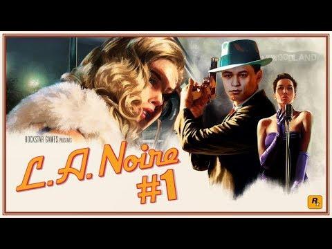 LA NOIRE #1 | Thám tử Người Tày
