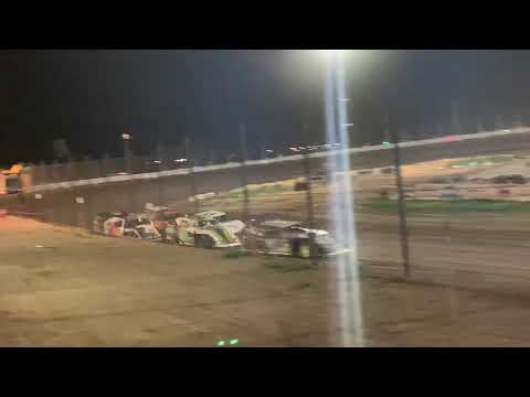 Cardinal Speedway 06-08-19 IMCA Modified Heat #2