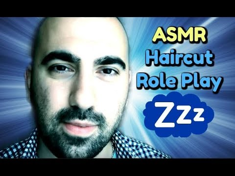 ASMR HAIRCUT ROLEPLAY BY TURKISH BARBER ✂️
