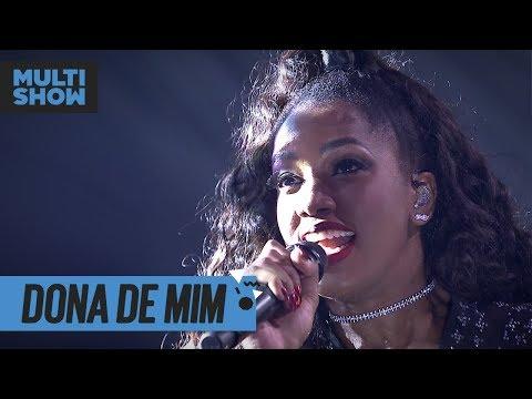 Dona De Mim | IZA | Música Boa Ao Vivo | Música Multishow
