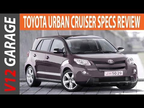 NEW 2018 Toyota Urban Cruiser Review and Release Date