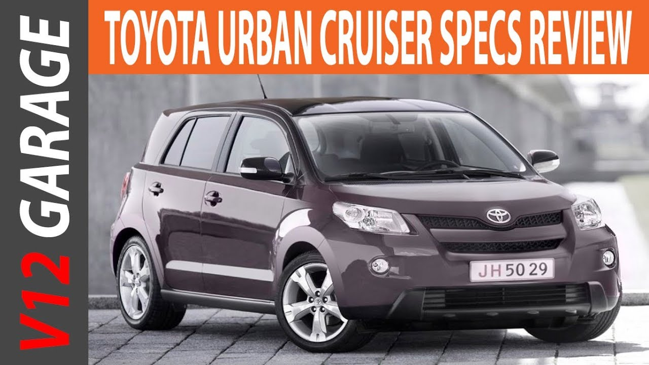new 2018 toyota urban cruiser review and release date youtube. Black Bedroom Furniture Sets. Home Design Ideas