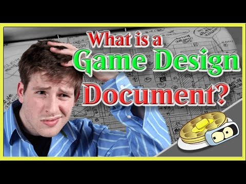What is a Game Design Document? | BenderWaffles Teaches - Game Development