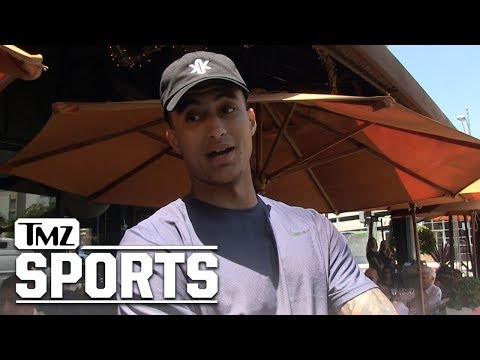 Kyle Kuzma Wants to Stay In L.A., Trade Rumors Dont Bother Me | TMZ Sports