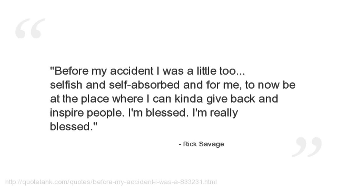 Quotes Savage Rick Savage Quotes  Youtube