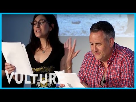 Vulture Festival: Animated Voices