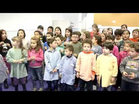 Hino da Fruta 2015/2016 - Centro Escolar da Mata Mourisca - Pombal | Leiria