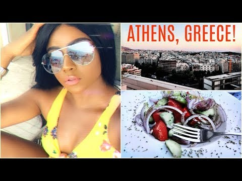MY Life As A Flight Attendant: 24 hours in ATHENS, GREECE!