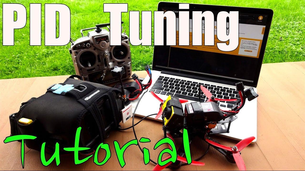 pid tuning tutorial zmrx210 retune youtube