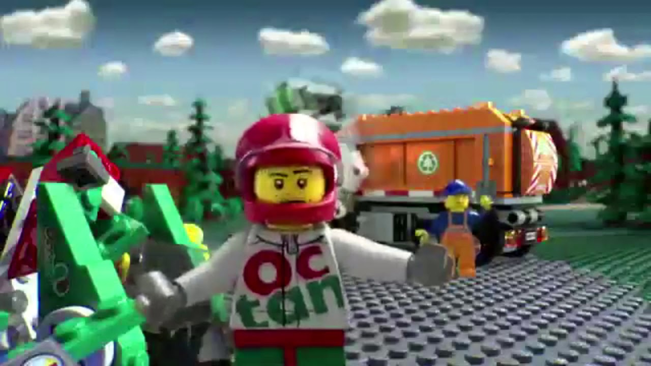 Every Hey In The Lego City Commercials