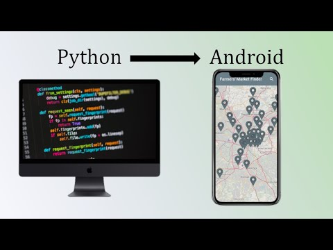Python Mobile App Tutorial - Part 5: Deploying To Android With Buildozer | Kivy/KivyMD