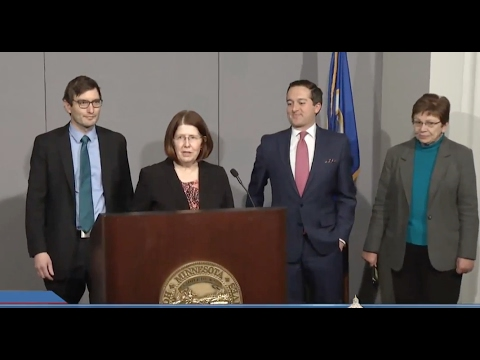 MN Lawmakers: Legalize Pot For Recreational Use -Full News Conference