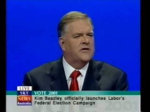 Kim Beazley's 2001 Election Policy Speech
