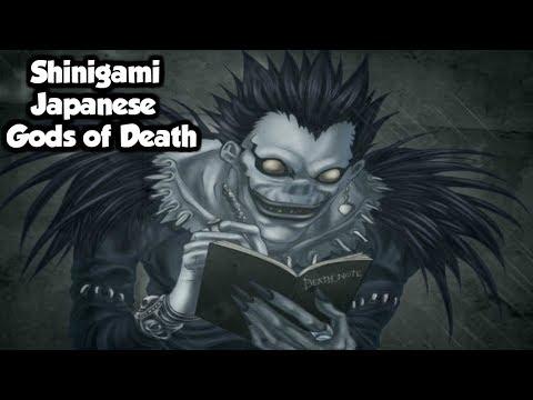 Shinigami: The Japanese Gods Of Death - (Japanese Mythology Explained)