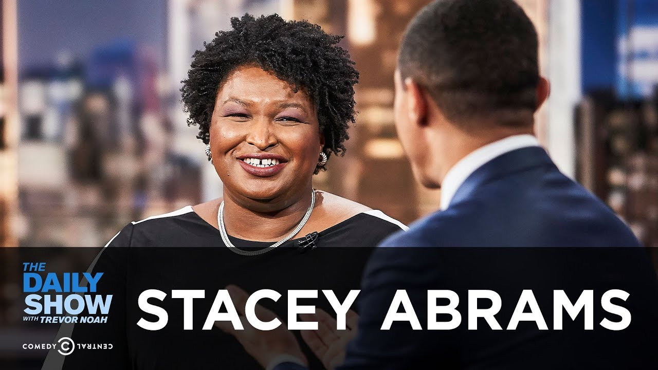 """Stacey Abrams - """"Minority Leader"""" and a Historic Race for Governor in Georgia 