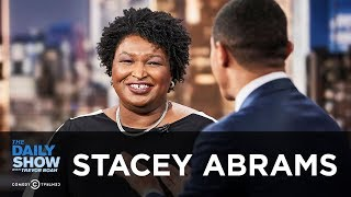 "Stacey Abrams - ""Minority Leader"" and a Historic Race for Governor in Georgia 