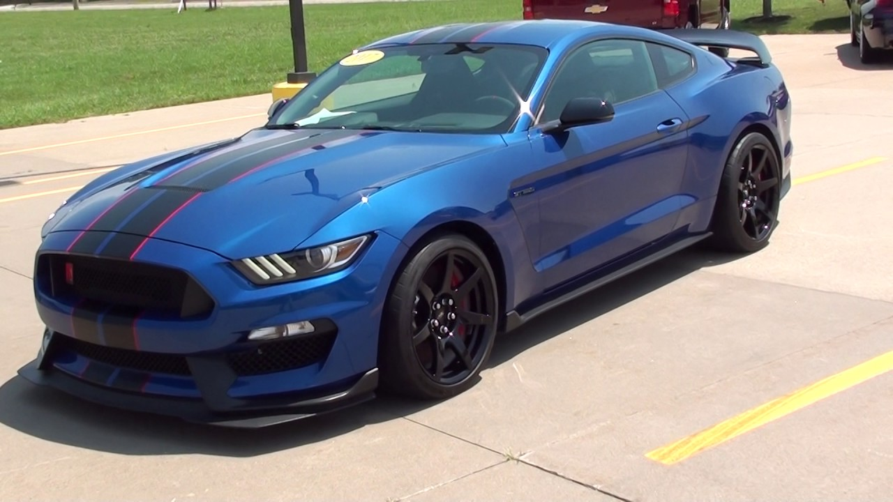 2017 Ford Mustang Gt350r Hr002 Only