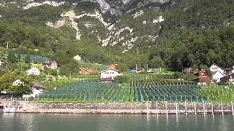 Quinten - CH und Walensee