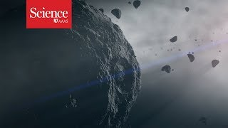 Dark asteroids reveal secrets of the early solar system