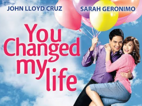 You Changed My Life [Eng Sub] Movie Trailer 2009 - Sarah Geronimo & John Lloyd Cruz