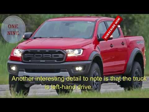 Ford Ranger Raptor  HOT NEWS !!