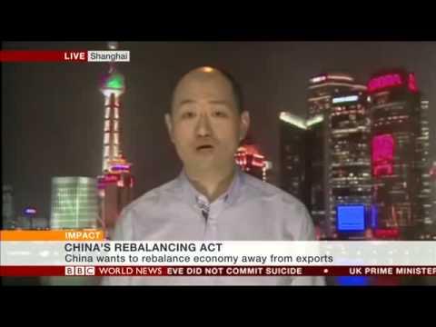 CHINA ECONOMY - BBC WORLD NEWS