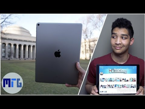 iPad Pro Review: Should You Buy a 13 inch Tablet? [2018]