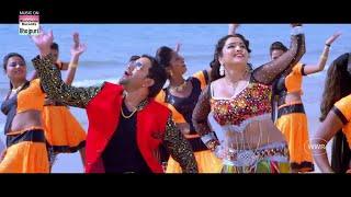 Dinesh lal Yadav & Aamarpali Dubey Romantic Scene Ever | Bhojpuri Movie Scene