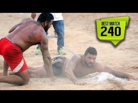 #240 Best Match:-  Lasara VS Ghanauri (Badbar) kabaddi Tournament 2017