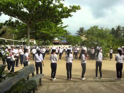 Múa tập thể Chiến sĩ nhỏ Điện Biên