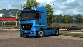[ETS2 v1.20] Mercedes MP2 V.5.1