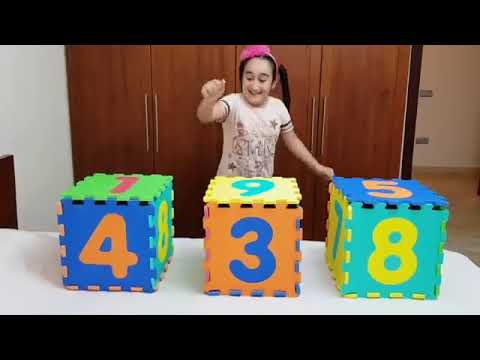 Gamze magic boxs, Learn Colors With Nursery Rhymes Song, for kids